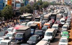 TP HCM loay hoay tìm giải pháp hạn chế xe cá nhân